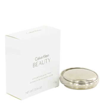 Beauty by Calvin Klein Solid Perfume .4 oz for Women