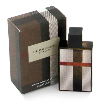 Burberry London (New) by Burberrys Mini EDT .17 oz for Men