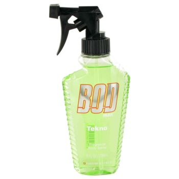 Bod Man Tekno by Parfums De Coeur Body Spray 8 oz for Men