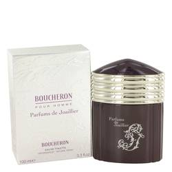 Boucheron Parfums De Joaillier by Boucheron Eau De Toilette Spray 3.3 oz for Men