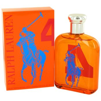 Big Pony Orange by Ralph Lauren Eau De Toilette Spray 4.2 oz for Men