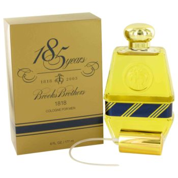 Brooks Brothers 1818 by Brooks Brothers Eau De Cologne 6 oz for Men