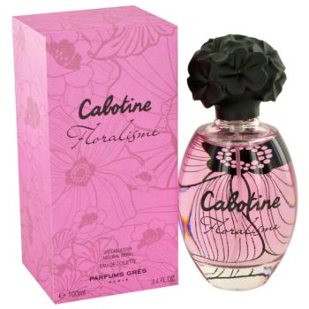 Cabotine Floralisme by Parfums Gres Eau De Toilette Spray 3.4 oz for Women