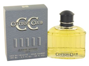 Cotton Club by Jeanne Arthes Eau De Toilette Spray 3.3 oz for Men