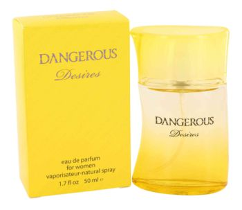 Dangerous Desires by Sammi Sweetheart Eau De Parfum Spray 1.7 oz for Women