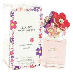 Daisy Eau So Fresh Sorbet by Marc Jacobs Eau De Toilette Spray 2.5 oz for Women