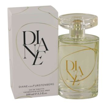 Diane by Diane Von Furstenberg Eau De Toilette Spray 3.4 oz for Women