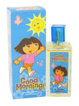 Dora Good Morning by Dora The Explorer Eau De Toilette Spray 3.4 oz for Women