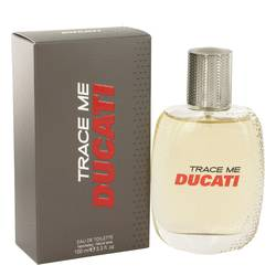 Ducati Trace Me by Ducati Eau De Toilette Spray 3.3 oz for Men