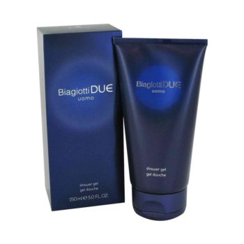 Due by Laura Biagiotti Shower Gel 5 oz for Men