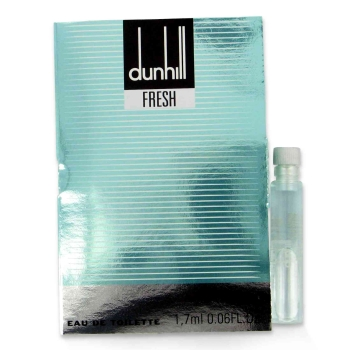 Dunhill Fresh by Alfred Dunhill Vial (sample) .06 oz for Men
