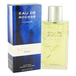 EAU DE ROCHAS by Rochas Eau De Toilette Spray 6.8 oz for Men