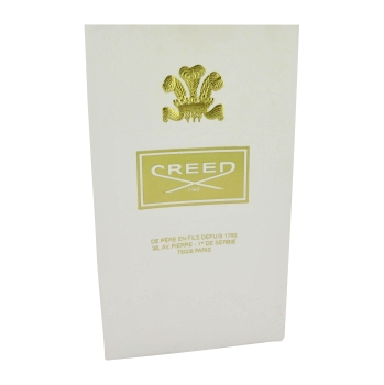 GREEN IRISH TWEED by Creed Creed Paris Thick Paper Bag Large 5.5 x 18