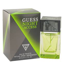 Guess Night Access by Guess Eau De Toilette Spray 1.7 oz for Men