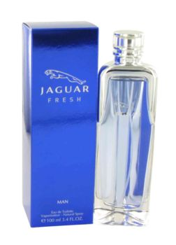 Jaguar Fresh by Jaguar Eau De Toilette Spray 3.4 oz for Men