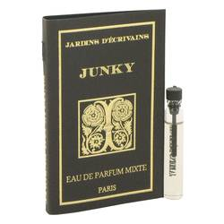 Jardins D'ecrivains Junky by Jardins D'ecrivains Vial (Sample) .06 oz for Women