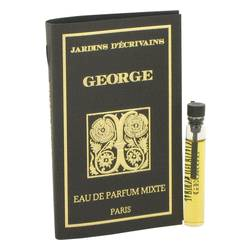 Jardins D'ecrivains George by Jardins D'ecrivains Vial (Sample) .06 oz for Women