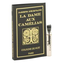 Jardins D'ecrivains La Dame Aux Camelias by Jardins D'ecrivains Vial (Sample) .06 oz for Women