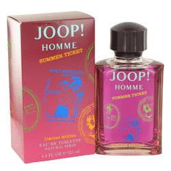 Joop Summer Ticket by Joop! Eau De Toilette Spray 4.2 oz for Men