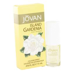 Jovan Island Gardenia by Jovan Cologne Spray .375 oz for Women