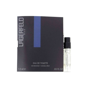 Lagerfeld Man by Karl Lagerfeld Vial (sample) .04 oz for Men
