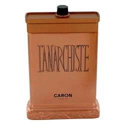 L'anarchiste by Caron Eau De Toilette Spray (Tester) 3.4 oz for Men