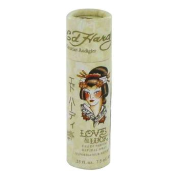 Love & Luck by Christian Audigier Mini EDP Spray .25 oz for Women