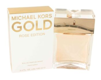 Michael Kors Gold Rose by Michael Kors Eau De Parfum Spray 3.4 oz for Women