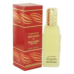 MOLINARD DE MOLINARD by Molinard Eau De Toilette Spray (Serie Limitee) 3.4 oz for Women