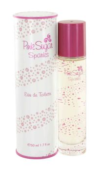 Pink Sugar Sparks by Aquolina Eau De Toilette Spray 1.7 oz for Women
