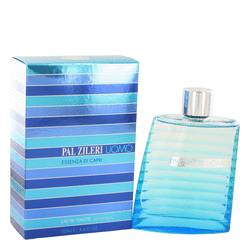 Pal Zileri Uomo Essenza Di Capri by Pal Zileri Eau De Toilette Spray 3.4 oz for Men