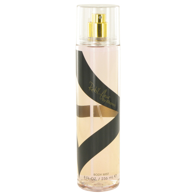 Reb'l Fleur by Rihanna Body Mist 8 oz for Women