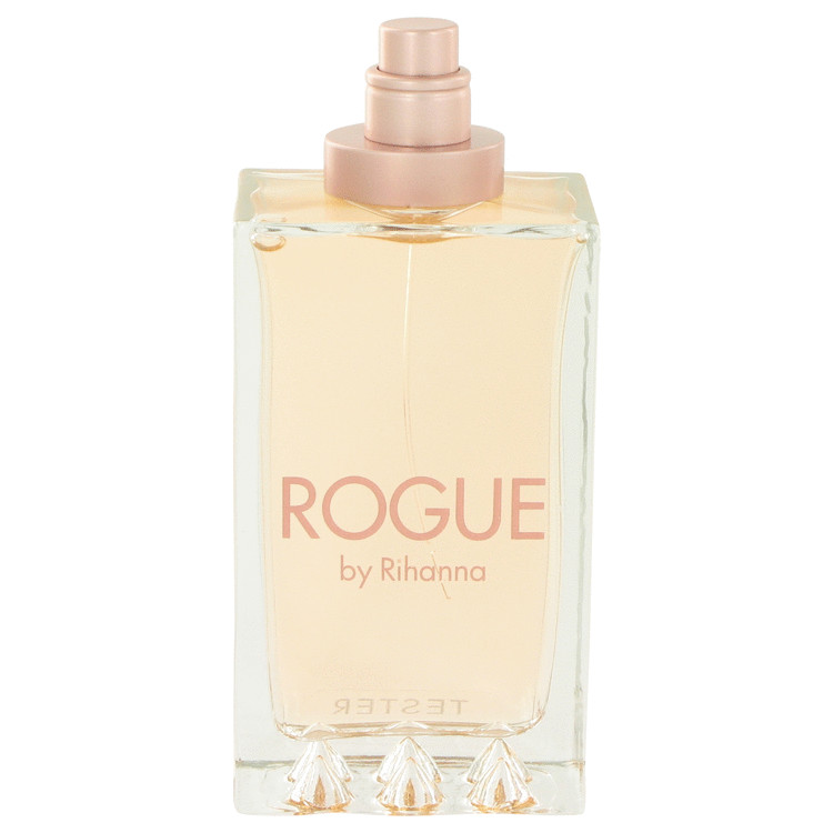 Rihanna Rogue by Rihanna Eau De Parfum Spray (Tester) 4.2 oz for Women