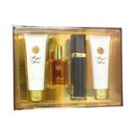 ROYAL SECRET by Five Star Fragrance Co. Gift Set -- 3.4 oz Cologne  Concentre Spray + 3.3 oz Body Lotion + 3.3 oz Shower Gel + 1 oz Bath Oil for Women