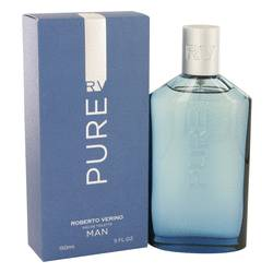 Roberto Verino Pure by Roberto Verino Eau De Toilette Spray 5 oz for Men