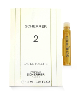 SCHERRER II by Jean Louis Scherrer Vial (sample) .04 oz for Women