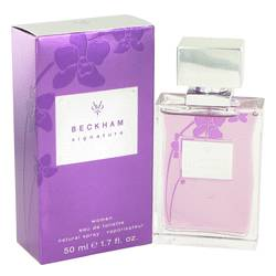 Signature For Her by David Beckham Eau De Toilette Spray 1.7 oz for Women