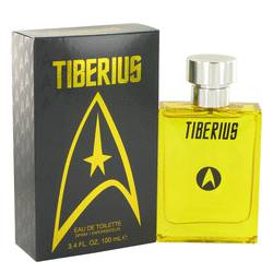 Star Trek Tiberius by Star Trek Eau De Toilette Spray 3.4 oz for Men