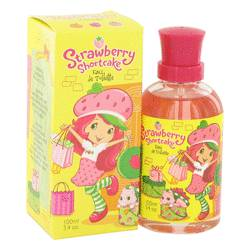 Strawberry Shortcake by Marmol & Son Eau De Toilette Spray 3.4 oz for Women