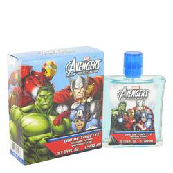 Avengers by Marvel Eau De Toilette Spray 3.4 oz for Men