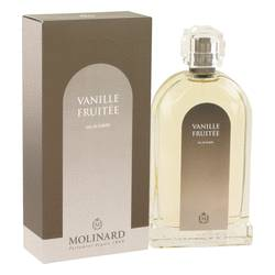 Vanille Fruitee by Molinard Eau De Toilette Spray 3.3 oz for Women