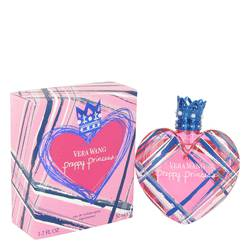 Vera Wang Preppy Princess by Vera Wang Eau De Toilette Spray 1.7 oz for Women