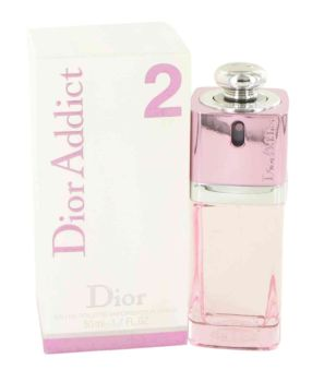 Dior Addict 2 by Christian Dior Eau De Toilette Spray 1.7 oz for Women