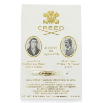 Fleurissimo by Creed Vial (sample) .04 oz for Women