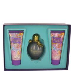 Wonderstruck by Taylor Swift Gift Set -- 3.4 oz Eau De Parfum Spray + 3.4 oz Body Lotion + 3.4 oz Shower Gel for Women
