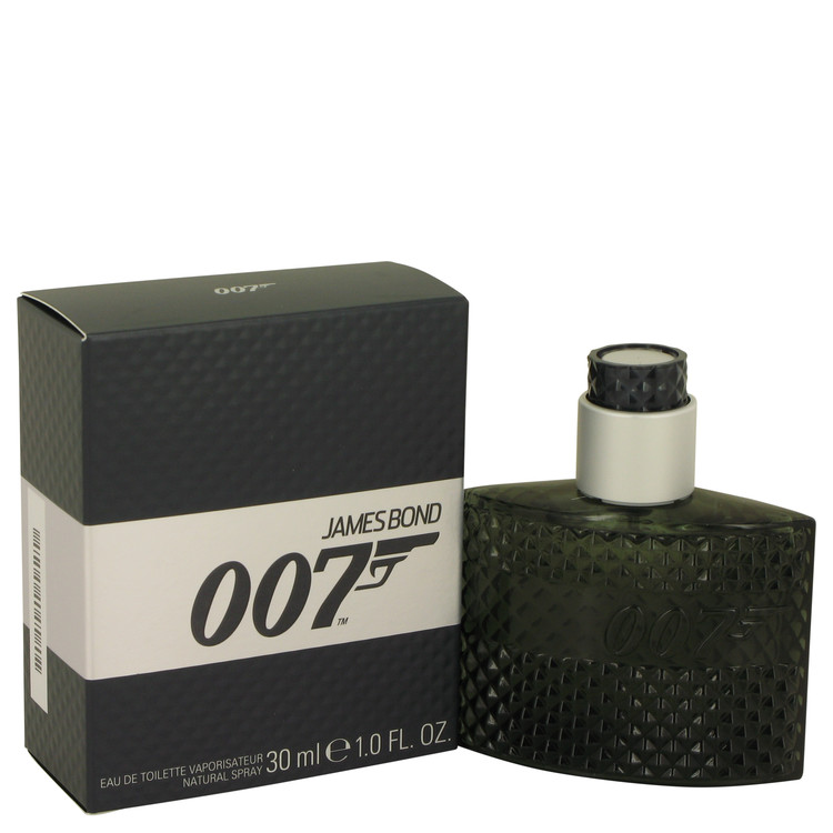 7 by James Bond 1 oz Eau De Toilette Spray for Men