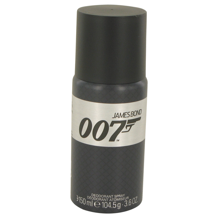 007 by James Bond Deodorant Spray 5 oz for Men