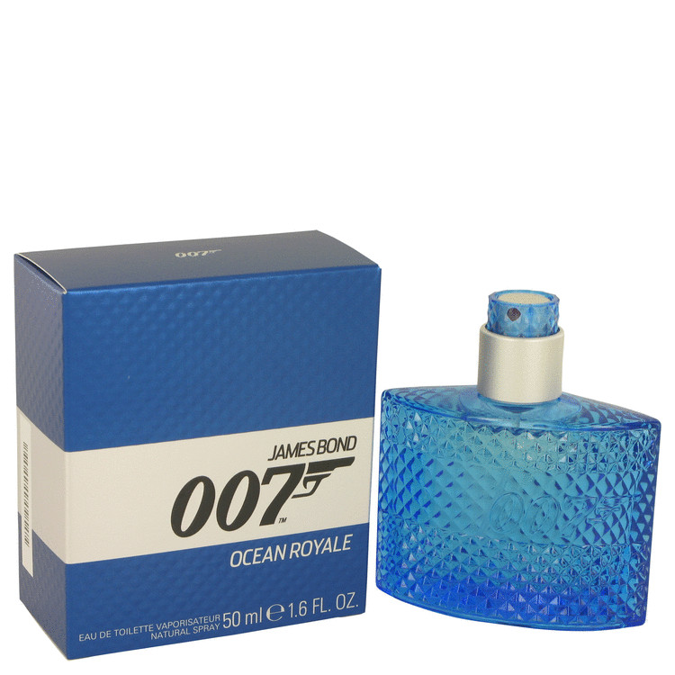 007 Ocean Royale by James Bond 1.6 oz Eau De Toilette Spray for Men