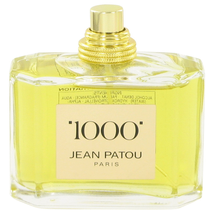 1000 by Jean Patou Eau De Parfum Spray (Tester) 2.5 oz for Women