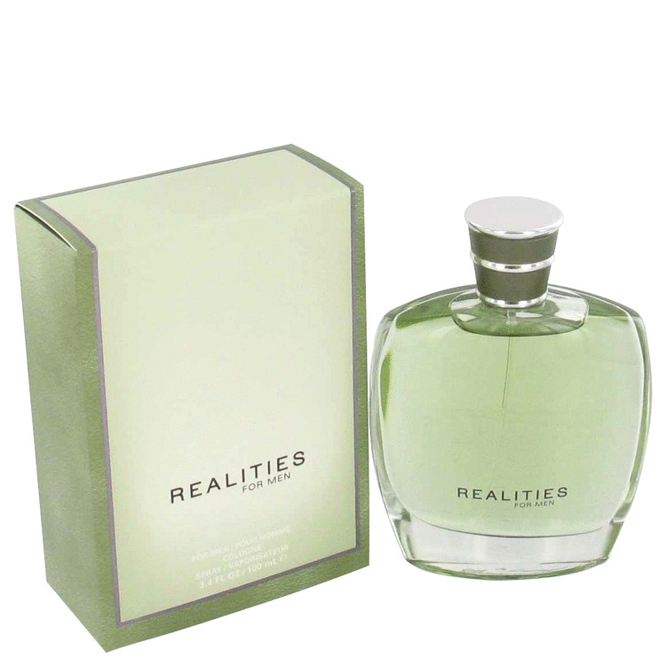 REALITIES by Liz Claiborne Cologne Spray (unboxed) 1.7 oz for Men